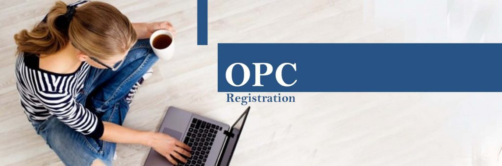 one person company registration in Coimbatore