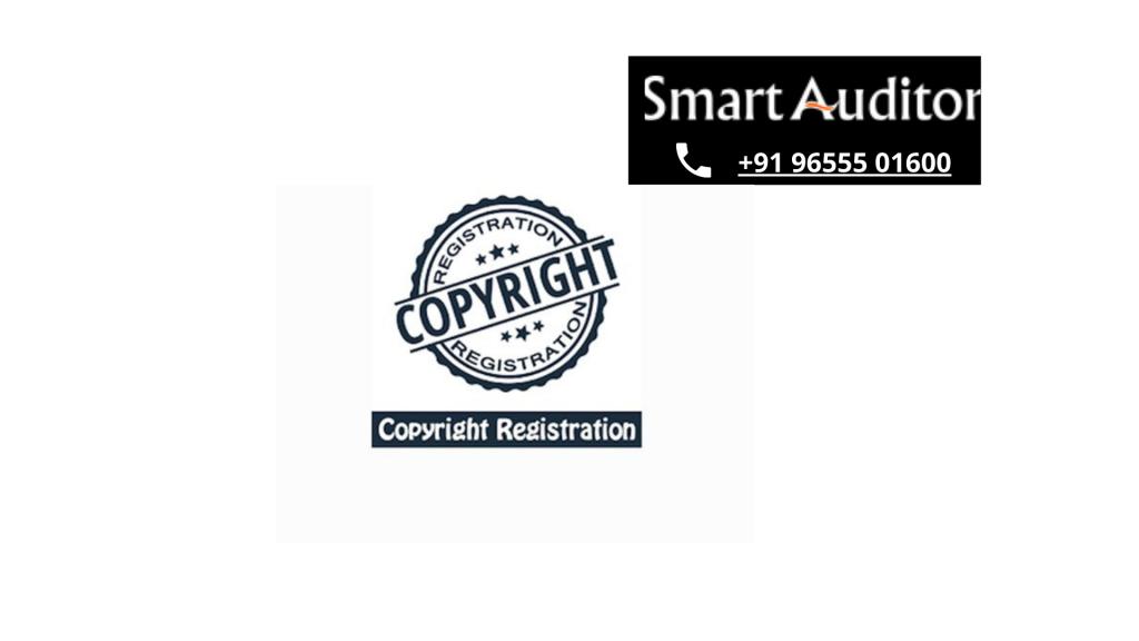 copyright registration in coimbatore